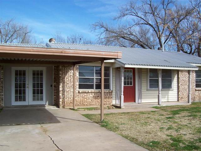 1605 SE Park Road, Mineral Wells, TX 76067 (MLS #14512316) :: The Property Guys