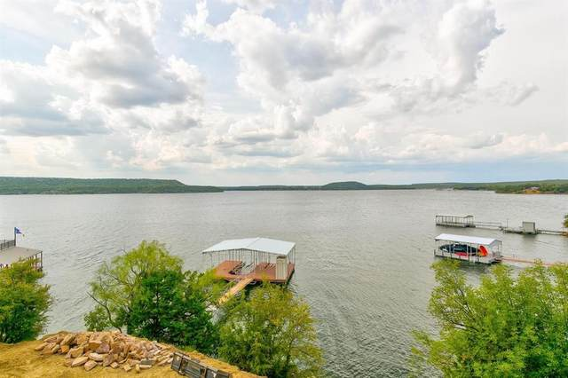 2437 Upper Burma Road, Possum Kingdom Lake, TX 76449 (MLS #14512326) :: Real Estate By Design