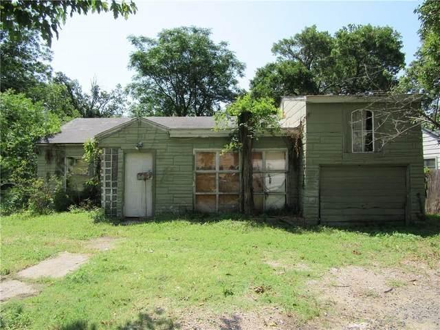 2626 Kimsey Drive, Dallas, TX 75235 (MLS #14512341) :: The Kimberly Davis Group