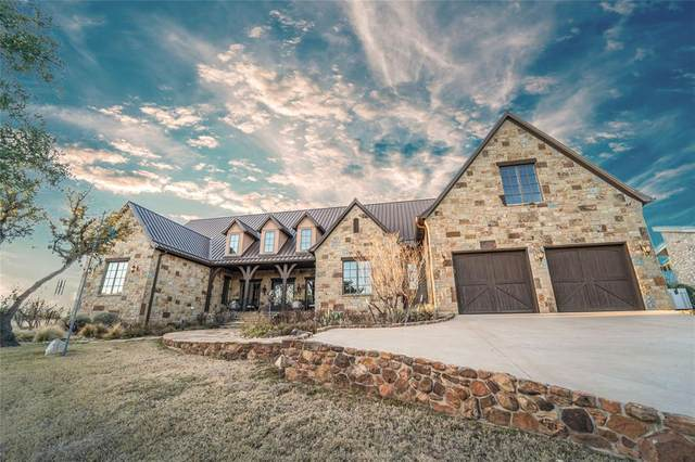 6069 Hells Gate Loop, Possum Kingdom Lake, TX 76475 (MLS #14512353) :: Lyn L. Thomas Real Estate | Keller Williams Allen