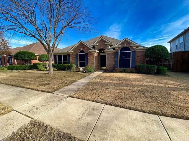 1217 Hershey Lane, Lewisville, TX 75077 (MLS #14512416) :: The Property Guys