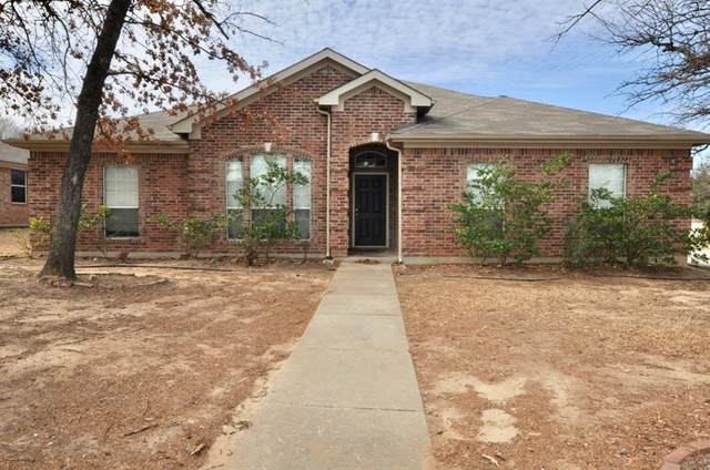 2202 Creek Side Drive, Weatherford, TX 76087 (MLS #14512428) :: The Property Guys
