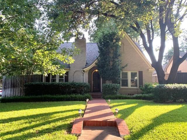 4436 N Hall Street, Dallas, TX 75219 (MLS #14512450) :: Team Hodnett