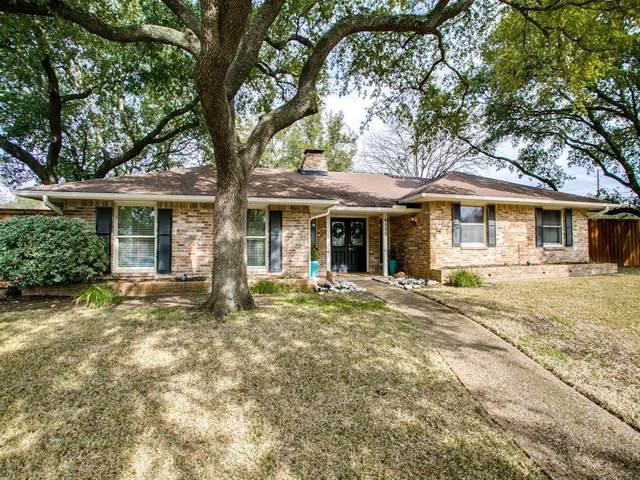 4155 Fawnhollow Drive, Dallas, TX 75244 (MLS #14512455) :: Robbins Real Estate Group