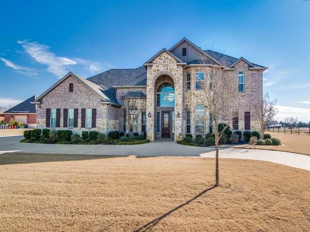 1875 Tapadero Lane, Celina, TX 75009 (MLS #14512468) :: The Property Guys