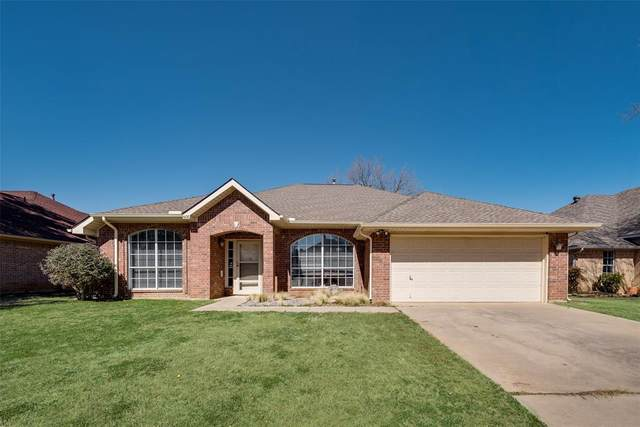 405 Brent Drive, Lewisville, TX 75057 (#14512483) :: Homes By Lainie Real Estate Group