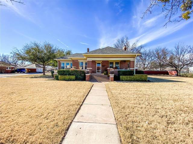 1301 N Avenue E, Haskell, TX 79521 (MLS #14512485) :: Team Tiller