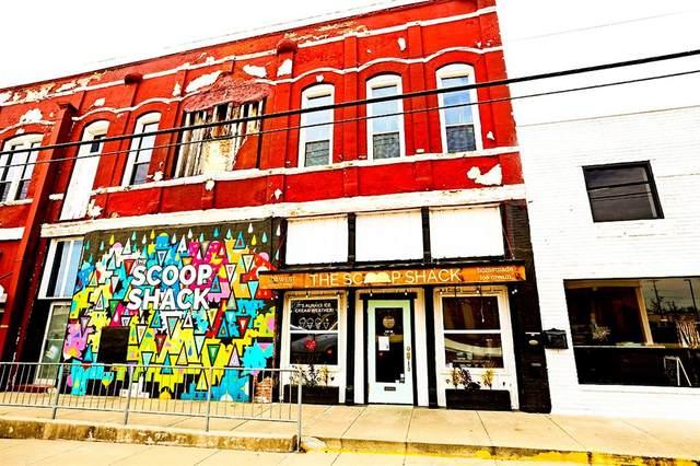 222 N Mason Street, Bowie, TX 76230 (MLS #14512608) :: The Tierny Jordan Network