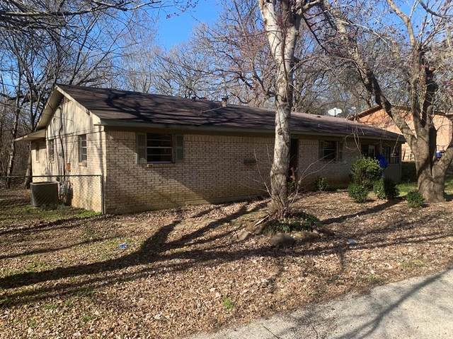 1375 Shady Lane, Canton, TX 75103 (MLS #14512638) :: The Property Guys