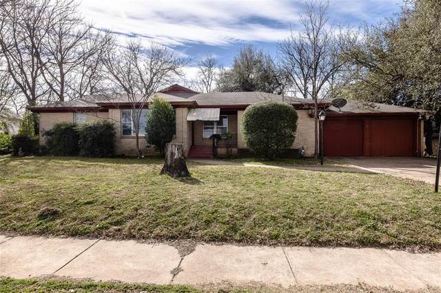 116 E Josephine Street, Weatherford, TX 76086 (MLS #14512732) :: Post Oak Realty