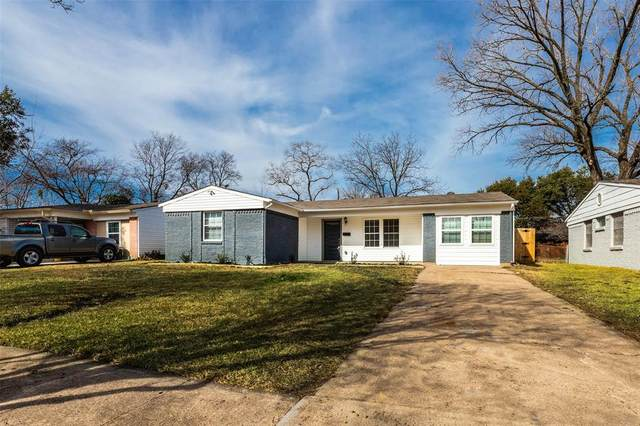4607 Harvey Drive, Mesquite, TX 75150 (MLS #14512748) :: The Mitchell Group