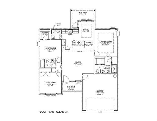 111 Texoma Meadows, Pottsboro, TX 75076 (MLS #14512805) :: The Kimberly Davis Group