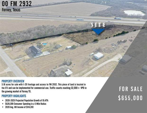 00 Fm Road 2932, Forney, TX 75126 (MLS #14512818) :: All Cities USA Realty