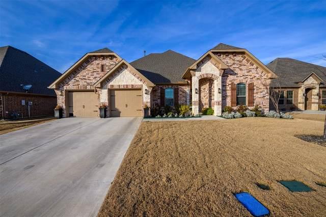 722 La Paloma Road, Sanger, TX 76266 (MLS #14512838) :: The Kimberly Davis Group