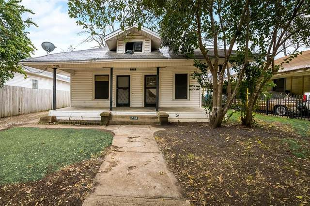 714 Melba Street, Dallas, TX 75208 (MLS #14512881) :: All Cities USA Realty