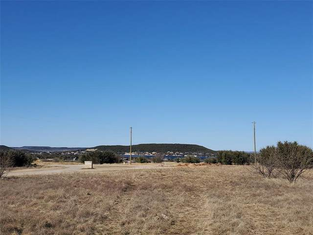 Lot 97 Blue Jay Lane, Possum Kingdom Lake, TX 76449 (MLS #14512882) :: Post Oak Realty