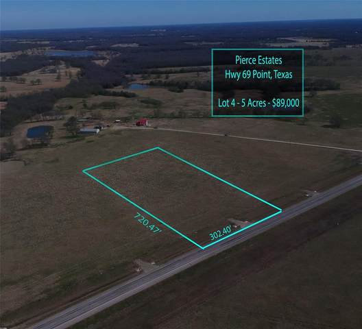 Lot 4 W Us Highway 69, Point, TX 75472 (MLS #14512920) :: Results Property Group