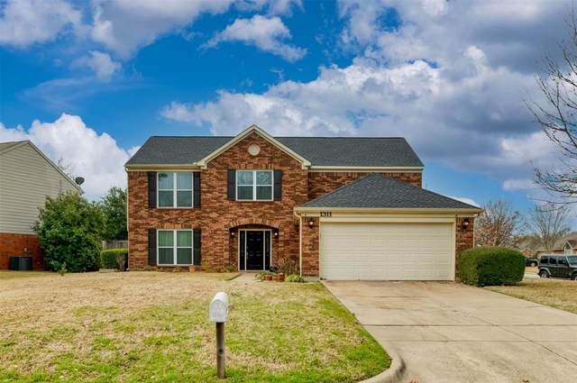 1311 Concord Drive, Mansfield, TX 76063 (MLS #14512963) :: The Property Guys