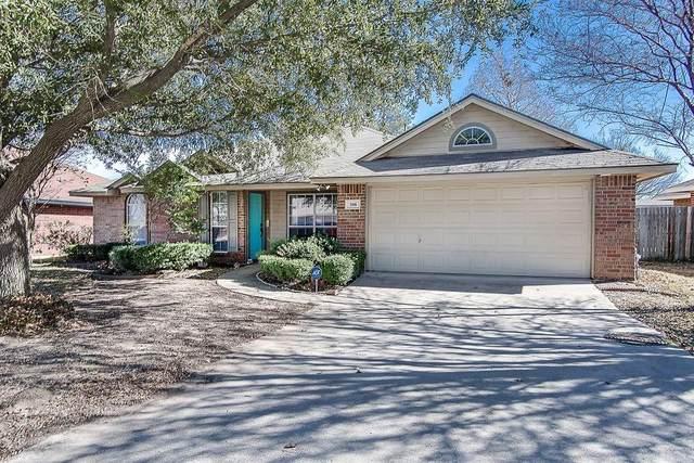 308 Meadow Ridge Drive, Venus, TX 76084 (MLS #14512978) :: The Property Guys