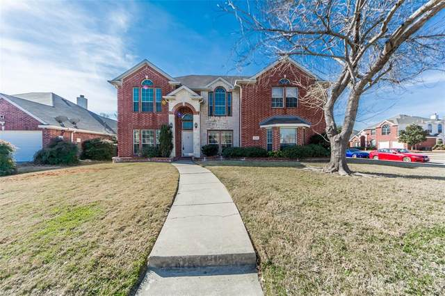 1129 Discovery Street, Plano, TX 75094 (#14512996) :: Homes By Lainie Real Estate Group
