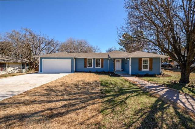 918 Hillcrest Street, Denton, TX 76201 (MLS #14513066) :: Robbins Real Estate Group