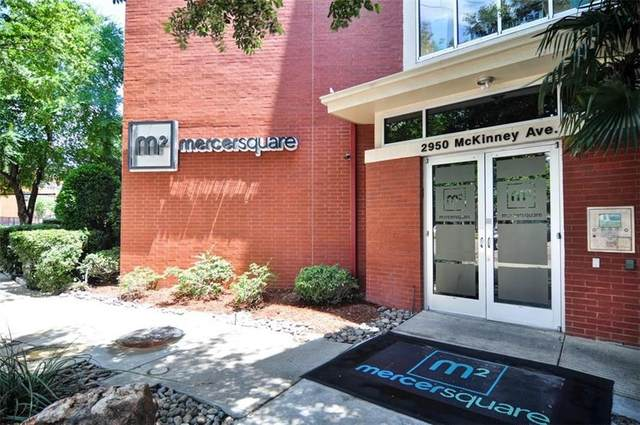 2950 Mckinney Avenue #422, Dallas, TX 75204 (MLS #14513105) :: Maegan Brest | Keller Williams Realty