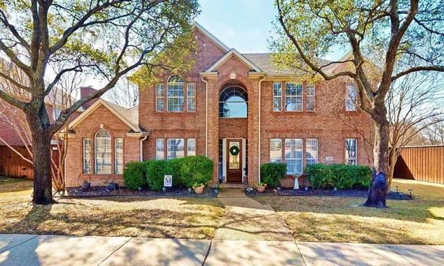 502 Newport Drive, Allen, TX 75013 (MLS #14513142) :: The Property Guys