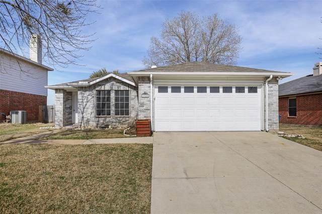 2245 Bradford Pear Drive, Little Elm, TX 75068 (MLS #14513162) :: The Property Guys