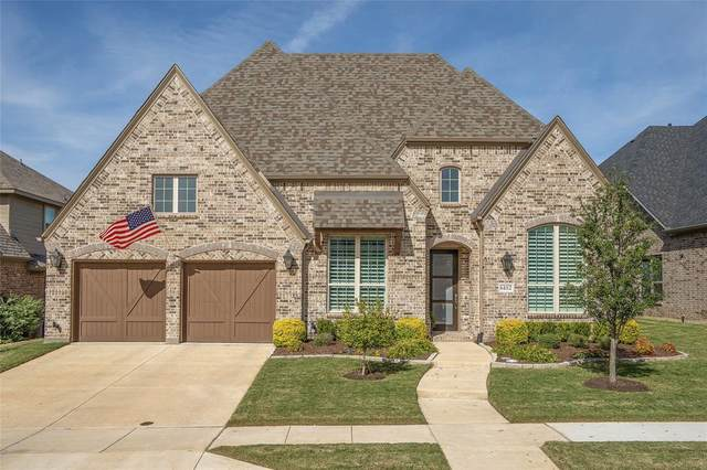 6112 Prairie Brush Trail, Northlake, TX 76226 (MLS #14513220) :: Jones-Papadopoulos & Co