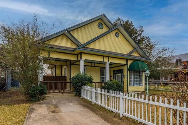 1118 W Sears St., Denison, TX 75020 (MLS #14513249) :: The Property Guys
