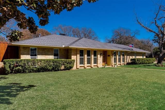 3497 Webb Garden Drive, Dallas, TX 75229 (MLS #14513270) :: The Kimberly Davis Group