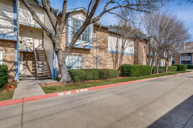 1603 Marsh Lane #305, Carrollton, TX 75006 (MLS #14513339) :: The Tierny Jordan Network