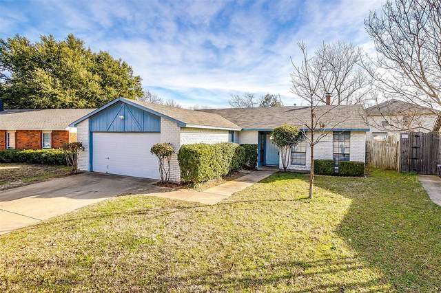 2725 Escalante Avenue, Fort Worth, TX 76112 (MLS #14513378) :: The Property Guys