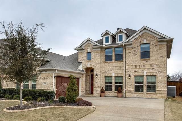 1518 Hennessey Drive, Allen, TX 75013 (MLS #14513386) :: NewHomePrograms.com