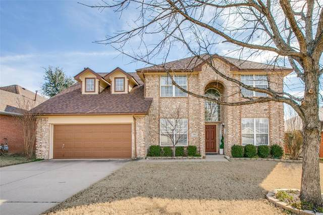 3716 Staghorn Circle N, Fort Worth, TX 76137 (MLS #14513419) :: NewHomePrograms.com