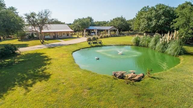 515 Tennyson Drive, Stephenville, TX 76401 (MLS #14513438) :: Robbins Real Estate Group