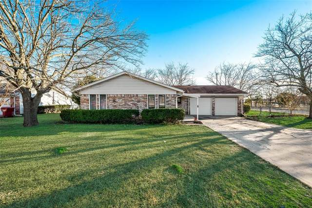 419 W Melody Drive, Whitewright, TX 75491 (MLS #14513460) :: The Property Guys