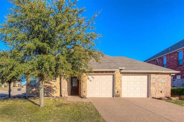 8613 Hornbeam Drive, Fort Worth, TX 76123 (MLS #14513512) :: The Property Guys