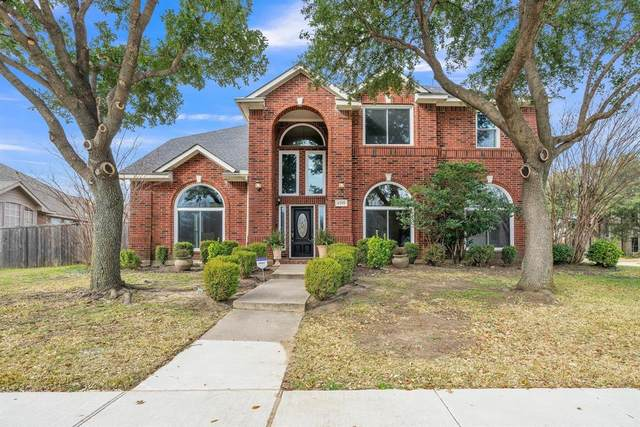 4209 Forestedge Drive, Grand Prairie, TX 75052 (MLS #14513546) :: The Property Guys