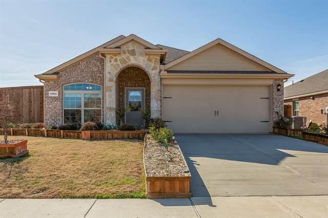 1501 Meadow Creek Drive, Princeton, TX 75407 (MLS #14513582) :: Robbins Real Estate Group