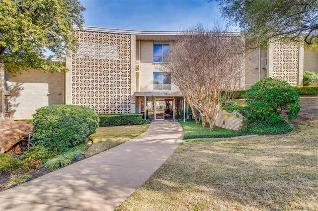 2301 Ridgmar Plaza #18, Fort Worth, TX 76116 (MLS #14513585) :: The Juli Black Team