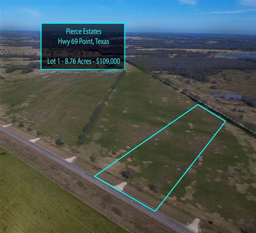Lot 1 W W Us Hwy 69, Point, TX 75472 (MLS #14513600) :: Results Property Group