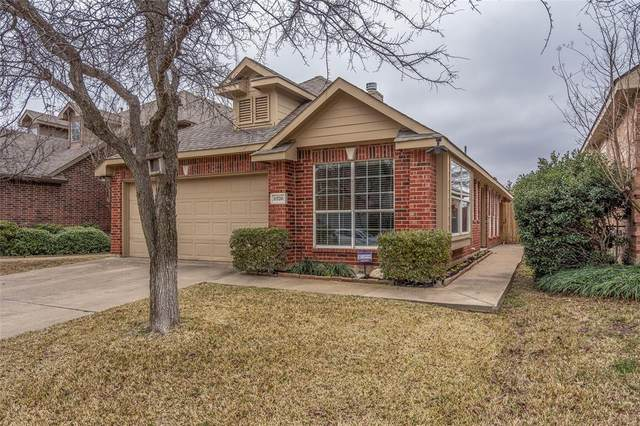 11720 Latania Lane, Fort Worth, TX 76244 (MLS #14513649) :: Robbins Real Estate Group
