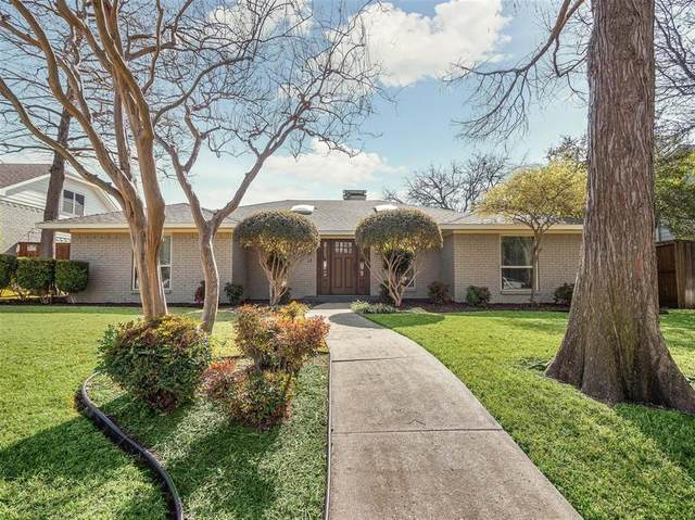 14 Gettysburg Lane, Richardson, TX 75080 (MLS #14513666) :: Robbins Real Estate Group