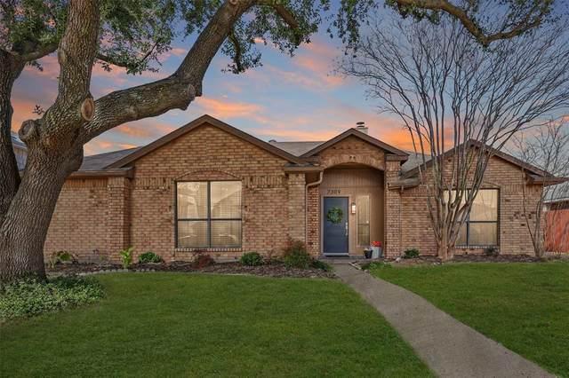 7309 Aberdeen Drive, Rowlett, TX 75089 (MLS #14513709) :: The Property Guys