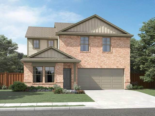 2820 Arkose Drive, Fort Worth, TX 76108 (MLS #14513748) :: Team Hodnett