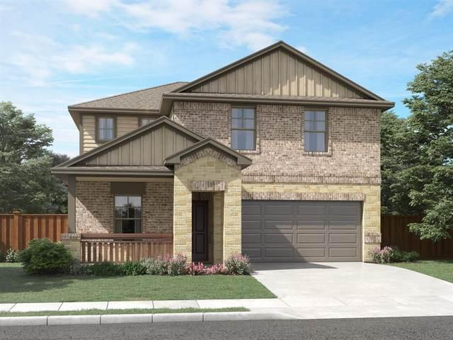2808 Andesite Lane, Fort Worth, TX 76108 (MLS #14513775) :: Team Hodnett