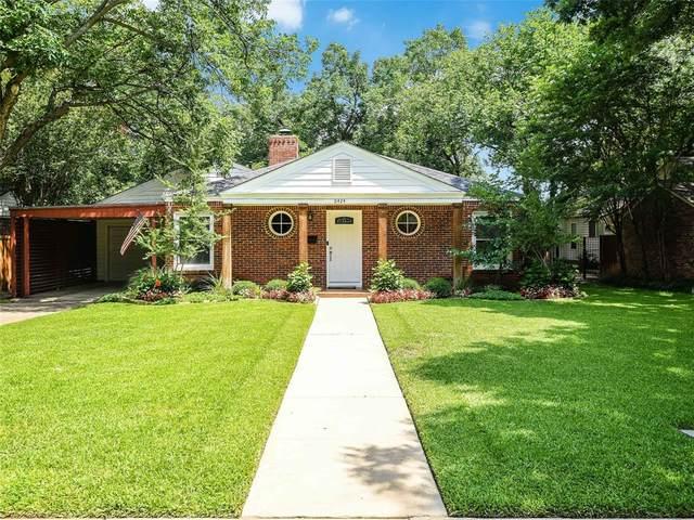 6424 Malvey Avenue, Fort Worth, TX 76116 (MLS #14513809) :: The Chad Smith Team