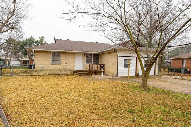 1526 Gillette Circle, Dallas, TX 75217 (MLS #14513814) :: The Property Guys
