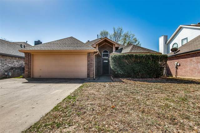 4728 Bracken Drive, Fort Worth, TX 76137 (MLS #14513907) :: The Chad Smith Team